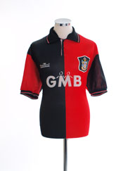 1995-96 Fulham Away Shirt L