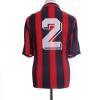 1995-96 Grasshoppers Match Issue CL Away Shirt #2 *Mint* XL