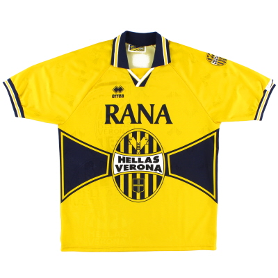 1995-96 Hellas Verona Away Shirt XL