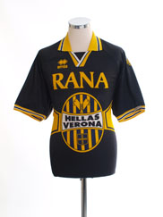 1995-96 Hellas Verona Third Shirt XL
