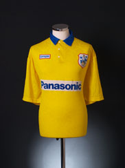 1995-96 Huddersfield Town Away Shirt XL