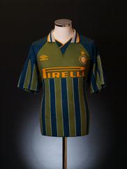 1995-96 Inter Milan Away Shirt *BNWT* XL
