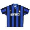 1995-96 Inter Milan Home Shirt Fresi #17 L