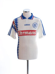 1995-96 Karlsruhe Home Shirt S