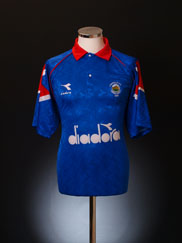 1995-96 Linfield Home Shirt L
