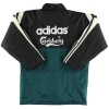1995-96 Liverpool adidas Padded Bench Coat *As New* L
