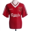 1995-96 Liverpool Home Shirt Redknapp #15 L