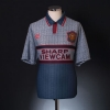 1995-96 Manchester United Away Shirt Giggs #11 XL