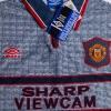 1995-96 Manchester United Away Shirt *BNWT* XL