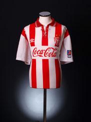 1995-96 Necaxa Home Shirt XXL