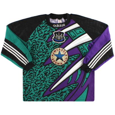 1995-96 Newcastle adidas Goalkeeper Shirt XL