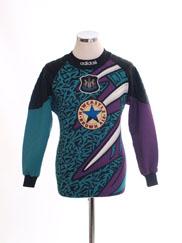 1995-96 Newcastle Goalkeeper Shirt Y