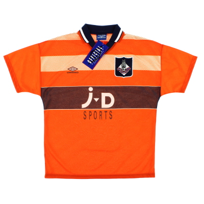 1995-96 Oldham Umbro Away Shirt *BNIB*