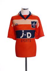 1995-96 Oldham Away Shirt M