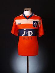 1995-96 Oldham Away Shirt XL