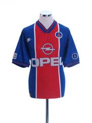 1995-96 Paris Saint-Germain Home Shirt M