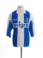 1995-96 Porto Home Shirt XL