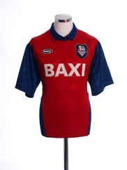 1995-96 Preston Away Shirt L