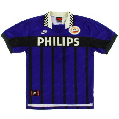 1995-96 PSV Away Shirt #9 M