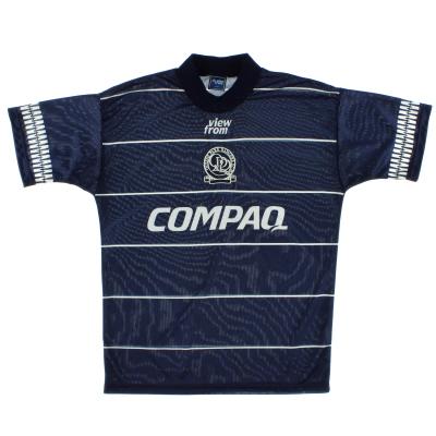 1995-96 QPR Away Shirt L