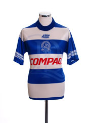 Retro Queens Park Rangers Shirt