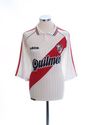 1995-96 River Plate Home Shirt XL