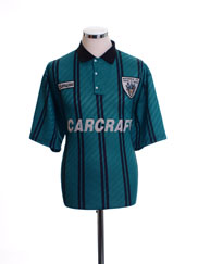 1995-96 Rochdale Away Shirt L