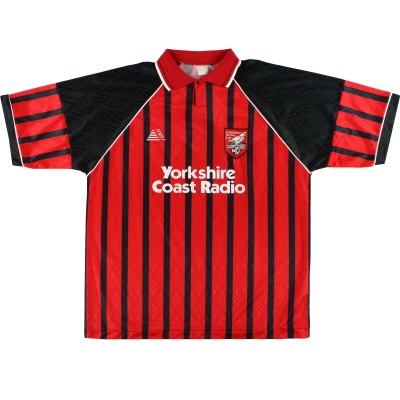 1995-96 Scarborough Home Shirt XXL