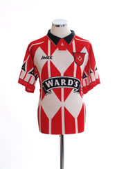 1995-96 Sheffield United Home Shirt *Mint*
