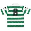 1995-96 Sporting Lisbon Saillev Home Shirt #8 L