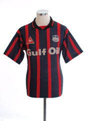 1995-96 Swansea Away Shirt S