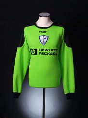 1995-96 Tottenham Goalkeeper Shirt *As new* XL