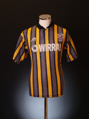 1995-96 Tranmere Rovers Third Shirt #5 S