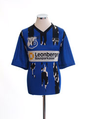 1995-96 VfB Leipzig Home Shirt #6 XL