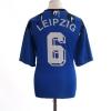1995-96 VfB Leipzig Home Shirt #6 XL