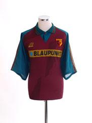 1995-96 Watford Away Shirt L