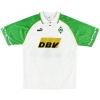 1995-96 Werder Bremen Home Shirt Baiano #3 L