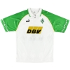 1995-96 Werder Bremen Home Shirt Basler #14 XS