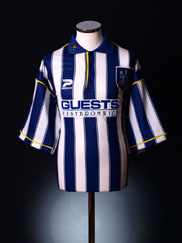 1995-96 West Brom Home Shirt *New* XL