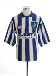 1995-96 West Brom Home Shirt S