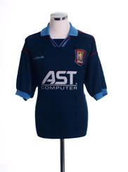 1995-97 Aston Villa Away Shirt M