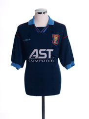 1995-97 Aston Villa Away Shirt S