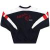 1995-97 Athletic Bilbao Kappa Sweatshirt S