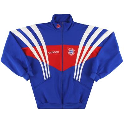 1995-97 Bayern Munich adidas Track Top *Mint* M