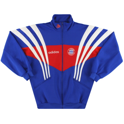 1995-97 Bayern Munich adidas Track Top *Mint* XL