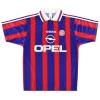 1995-97 Bayern Munich Home Shirt Scholl #7 XL
