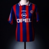 1995-97 Bayern Munich Home Shirt Klinsmann #18 L