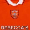 1995-97 Blackpool Home Shirt *As New* M