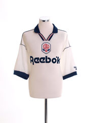 1995-97 Bolton Home Shirt XL