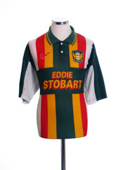 1995-97 Carlisle Away Shirt S